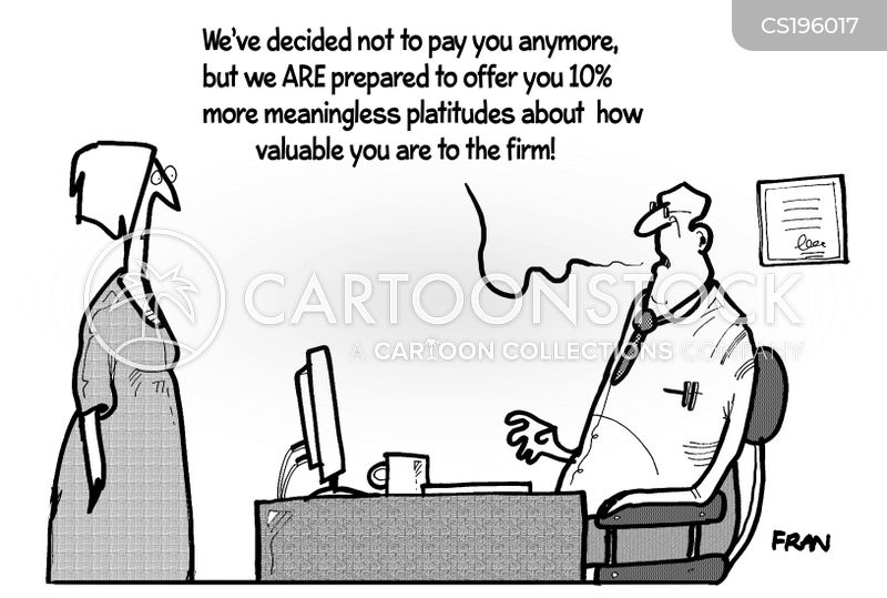 payrises cartoon
