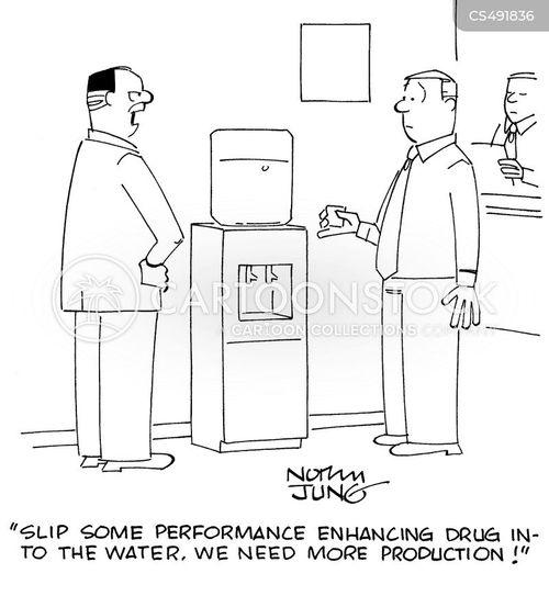 water-coolers cartoon