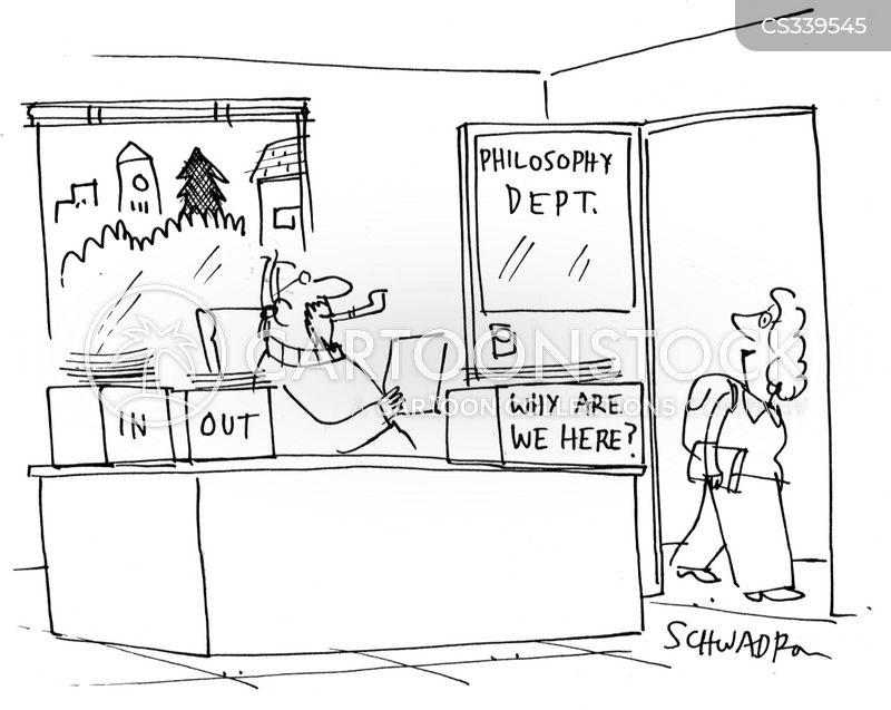why are we here cartoon