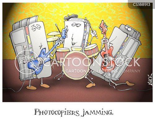 jams cartoon