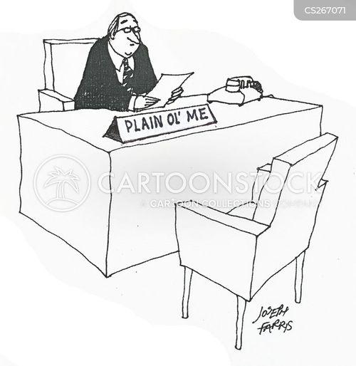 described cartoon