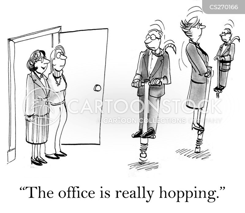 hopper cartoon