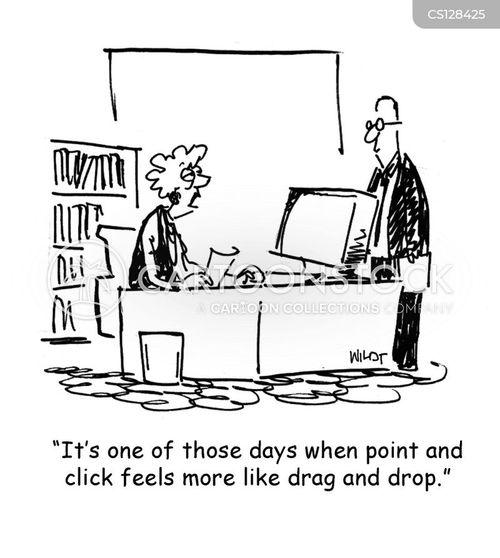 point and click cartoon