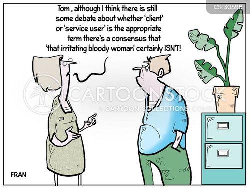 political incorrectness cartoon
