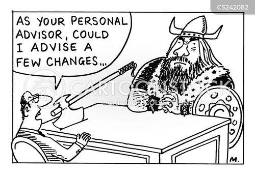 barbaric cartoon
