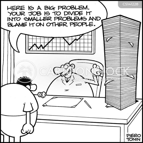 take the blame cartoon