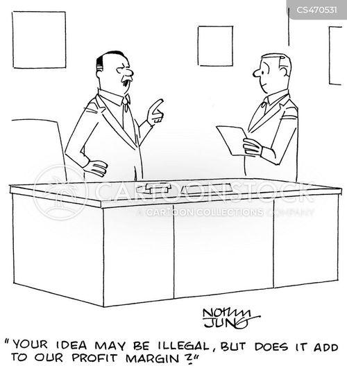idea men cartoon