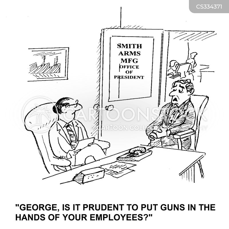 prudent cartoon
