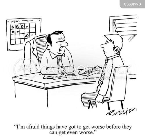 empolyer cartoon