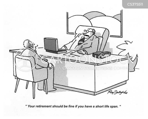 reassured cartoon