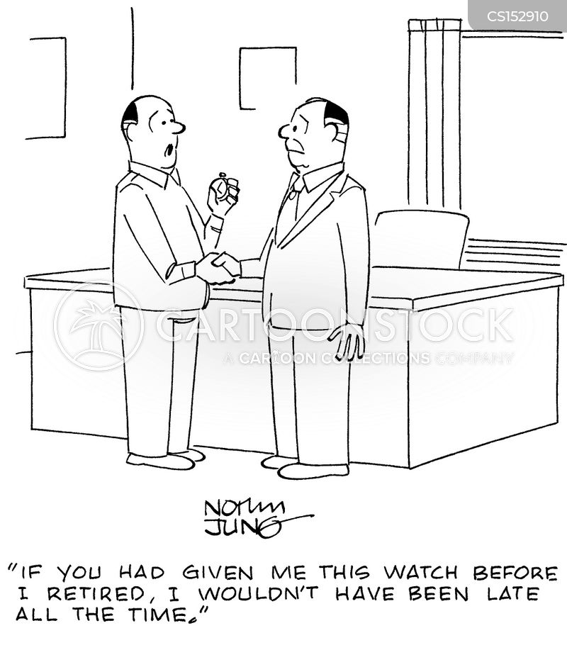timekeepers cartoon