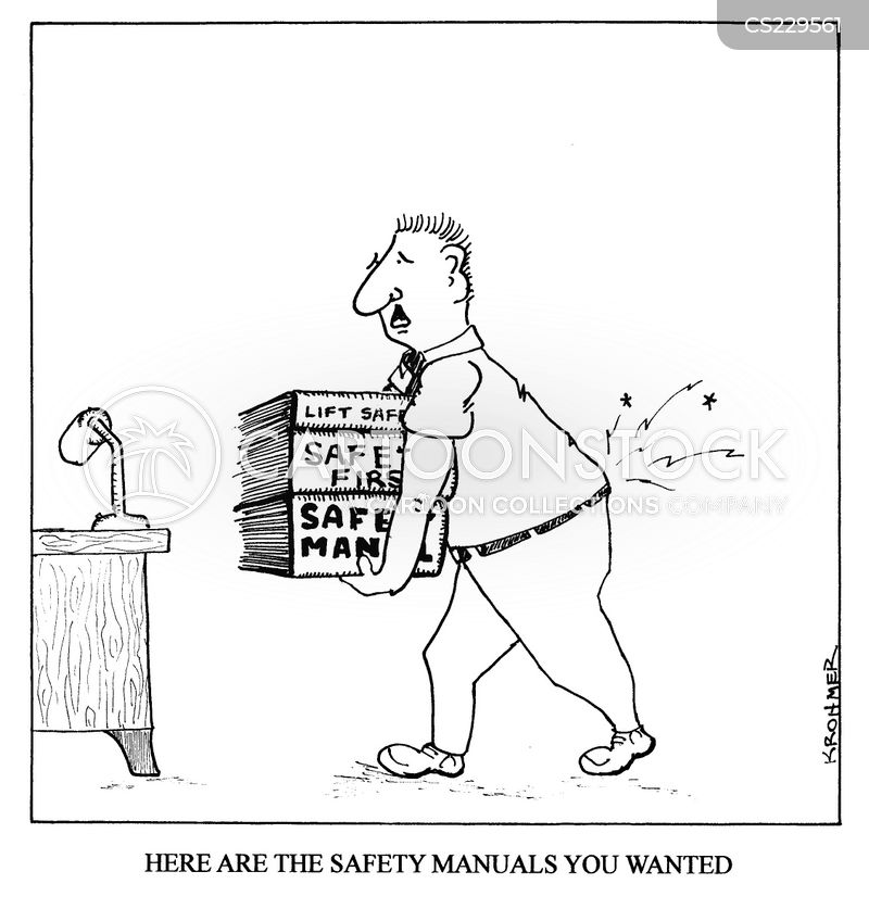 Safety Manual cartoons, Safety Manual cartoon, funny, Safety Manual picture, Safety Manual pictures, Safety Manual image, Safety Manual images, Safety Manual illustration, Safety Manual illustrations