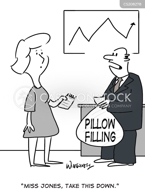 bedclothing cartoon