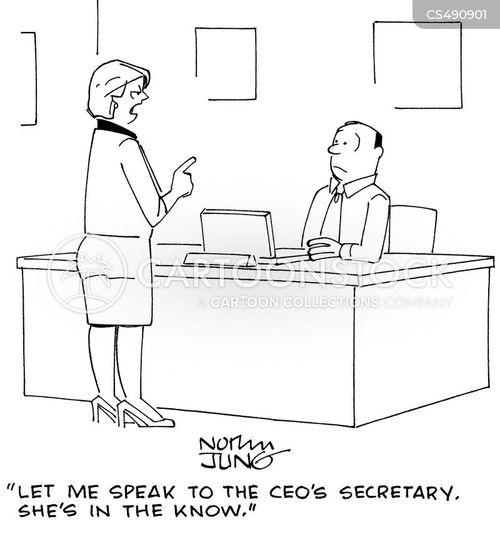 well informed cartoon