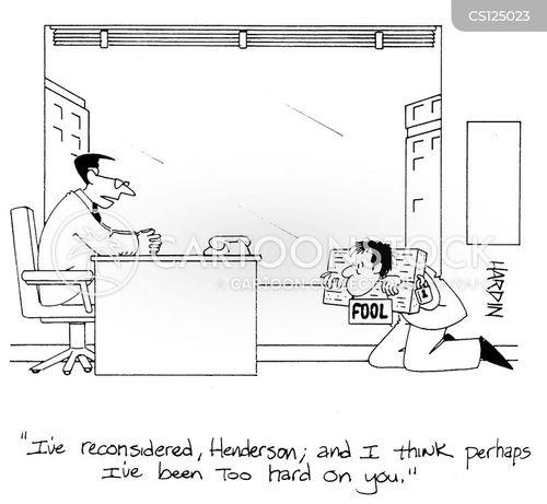 reconsider cartoon