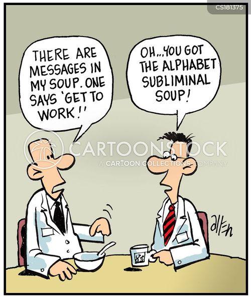 subliminal cartoon