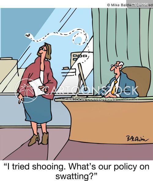 rulebook cartoon