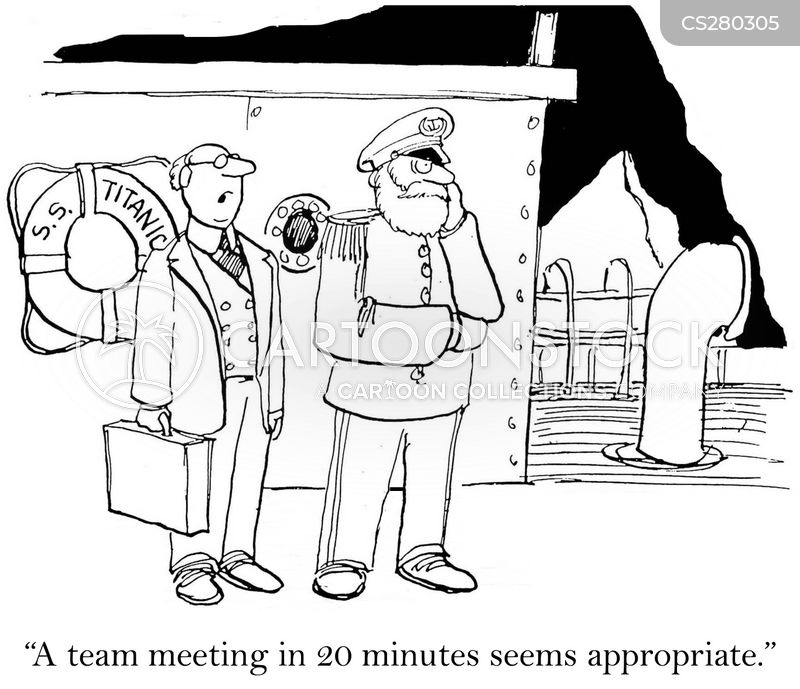 team works cartoon