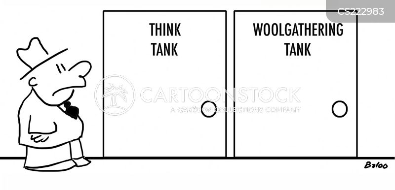 Woolgathering Cartoons and Comics - funny pictures from