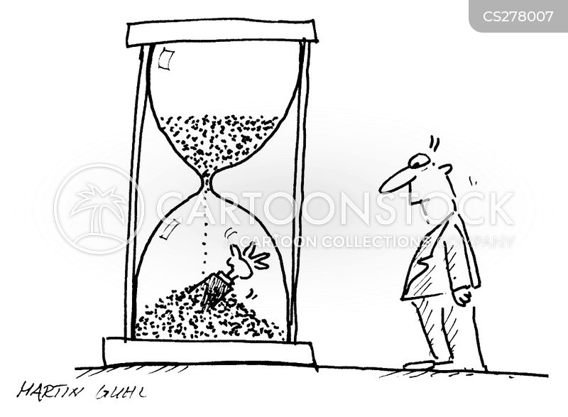 Time Management Cartoons And Comics Funny Pictures From Cartoonstock