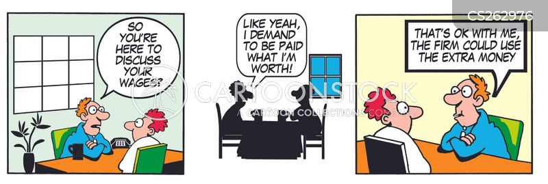 labour force cartoon