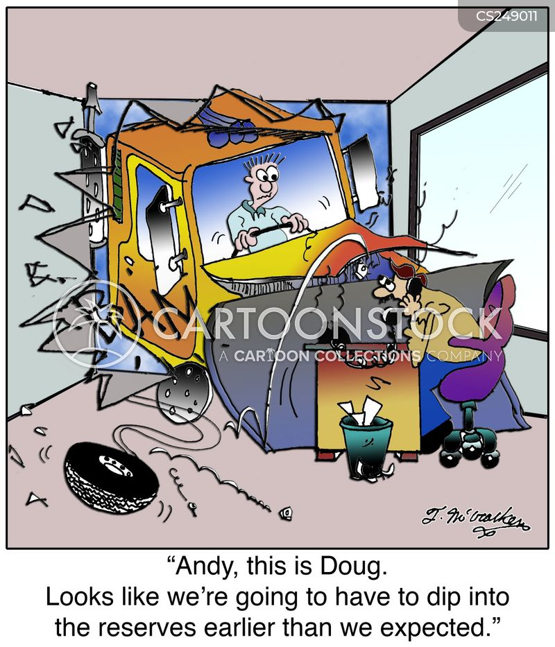 evictions cartoon