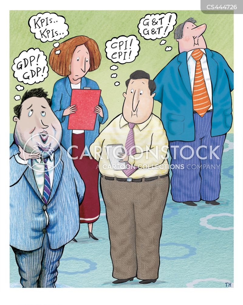 kpis cartoon