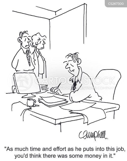 motivating factors cartoon