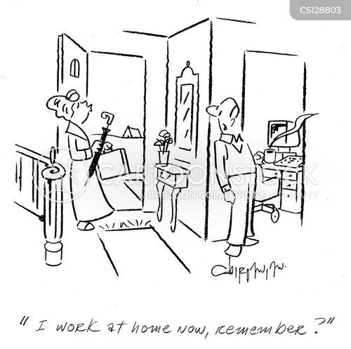 farewells cartoon