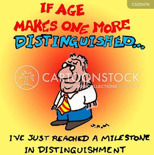 distinguish cartoon
