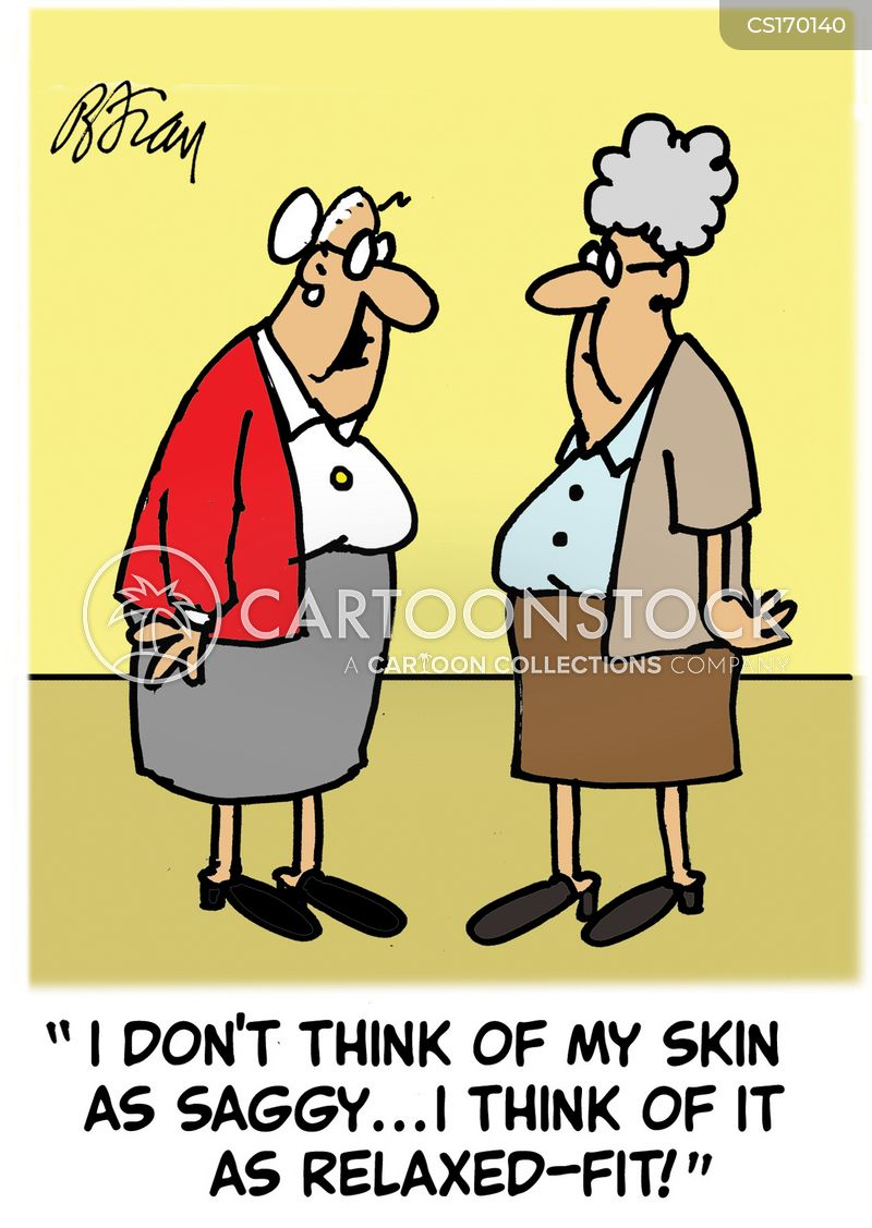 wrinkles cartoon