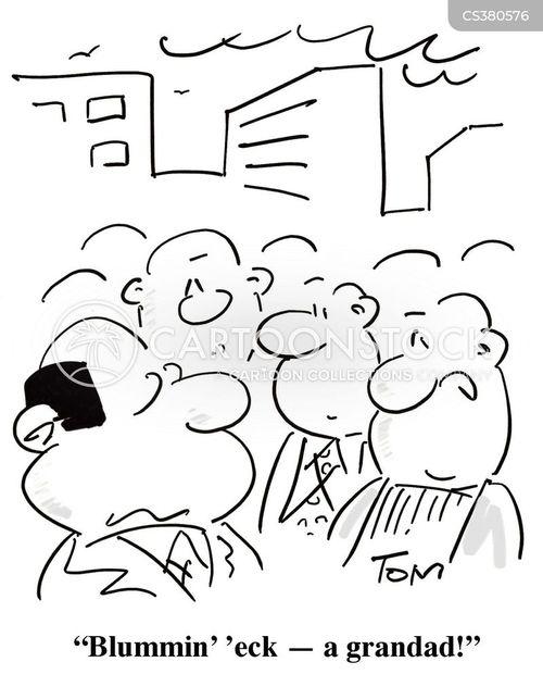 baldie cartoon