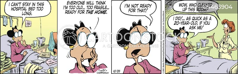 Old Folks Cartoons And Comics Funny Pictures From