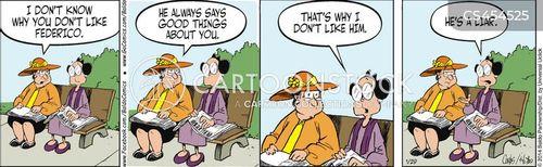 self-esteem issue cartoon