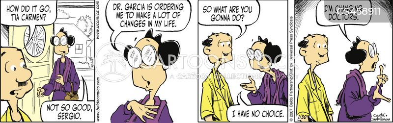 life change cartoon