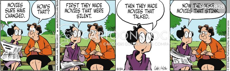 modern movies cartoon