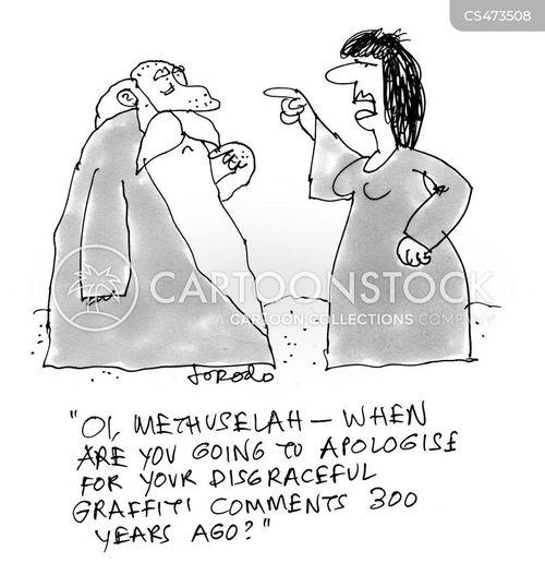 slur cartoon