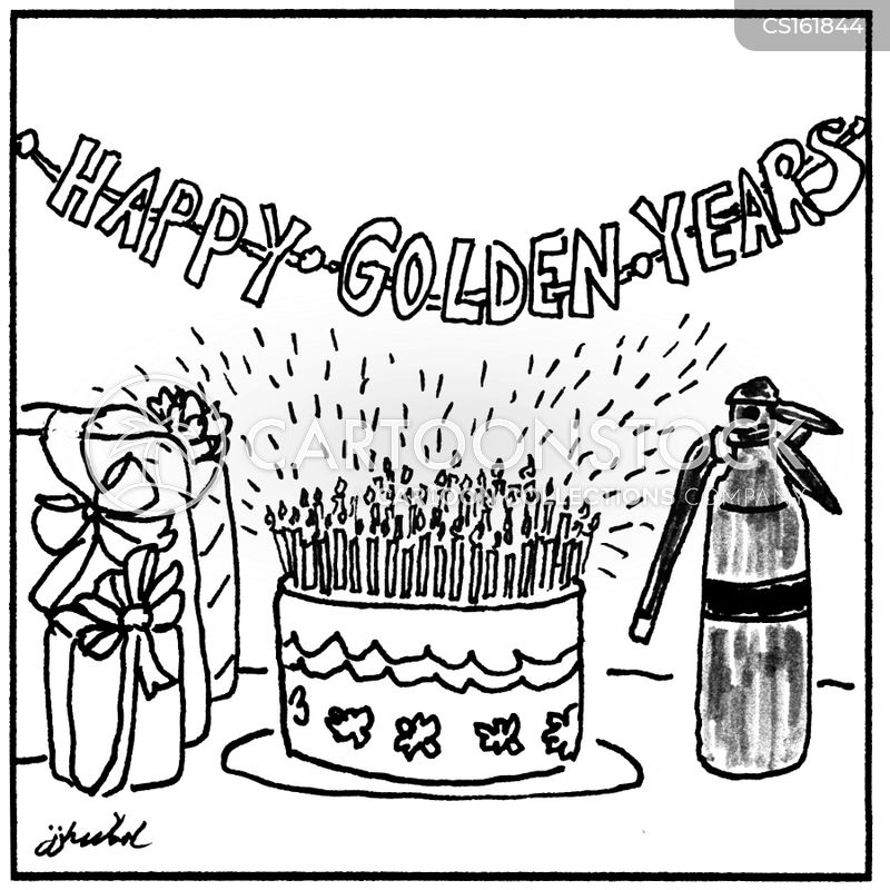 Over The Hill Birthday Cartoons Best Clipart Gallery