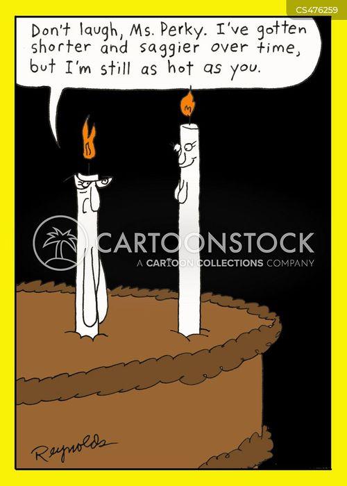 saggy cartoon