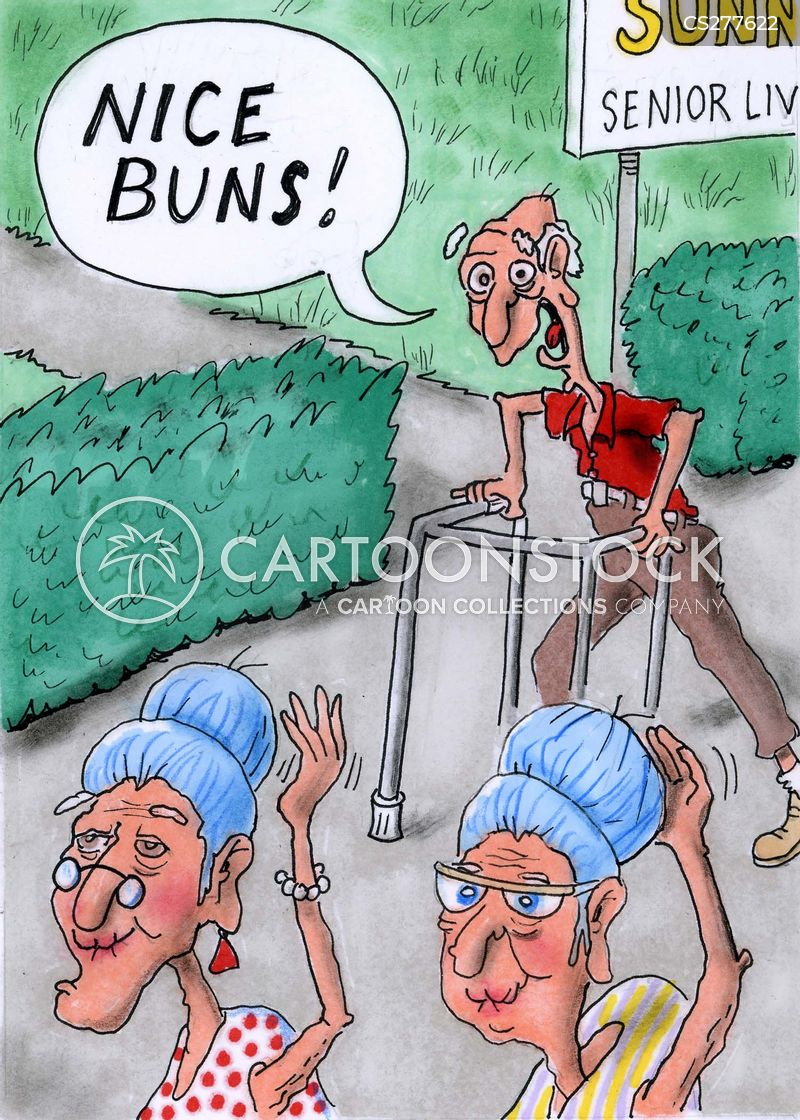 bun cartoon