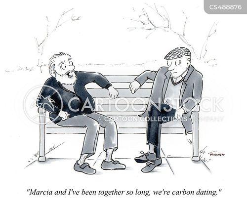 radiocarbon dating cartoon
