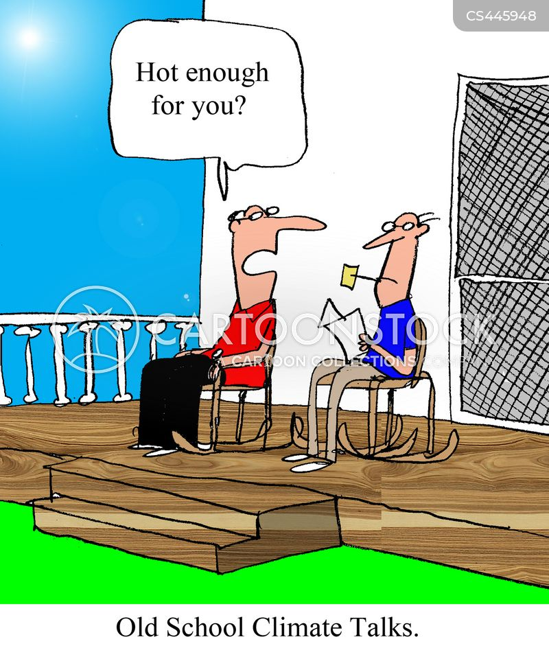 porches cartoon