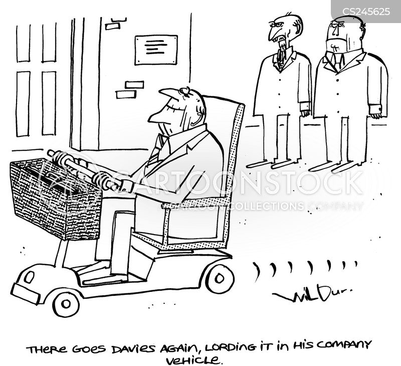 lords cartoon