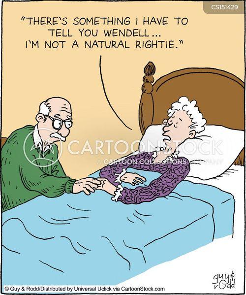 confessed cartoon