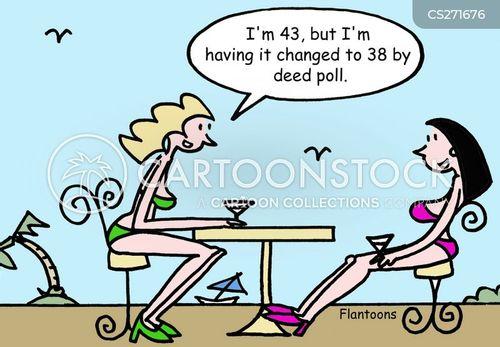 forties cartoon