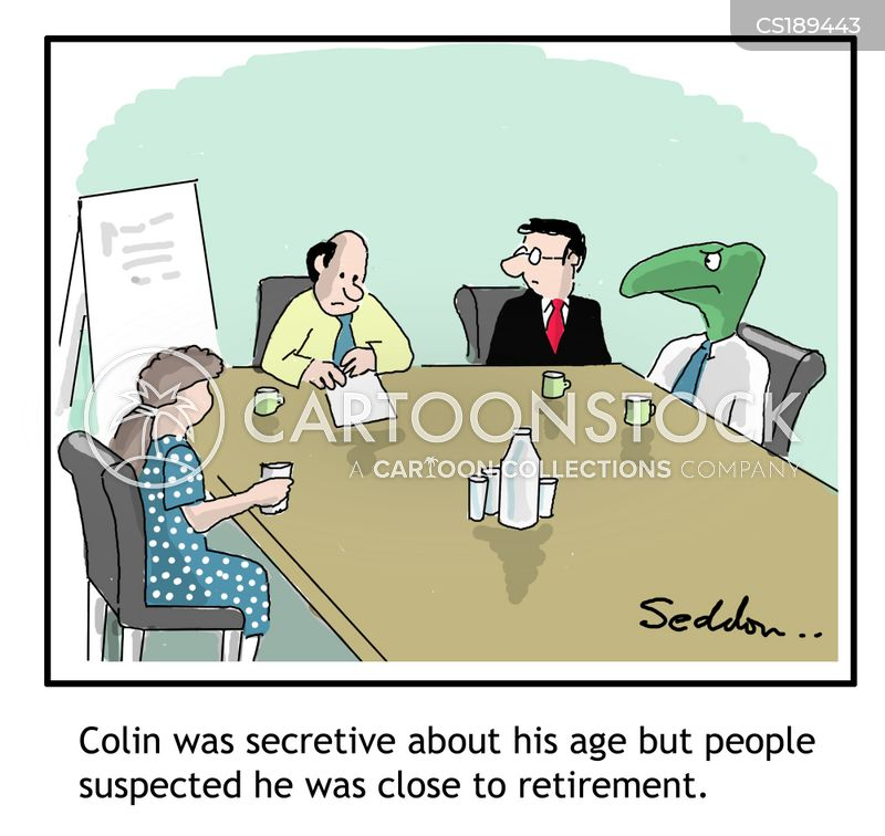 personal details cartoon