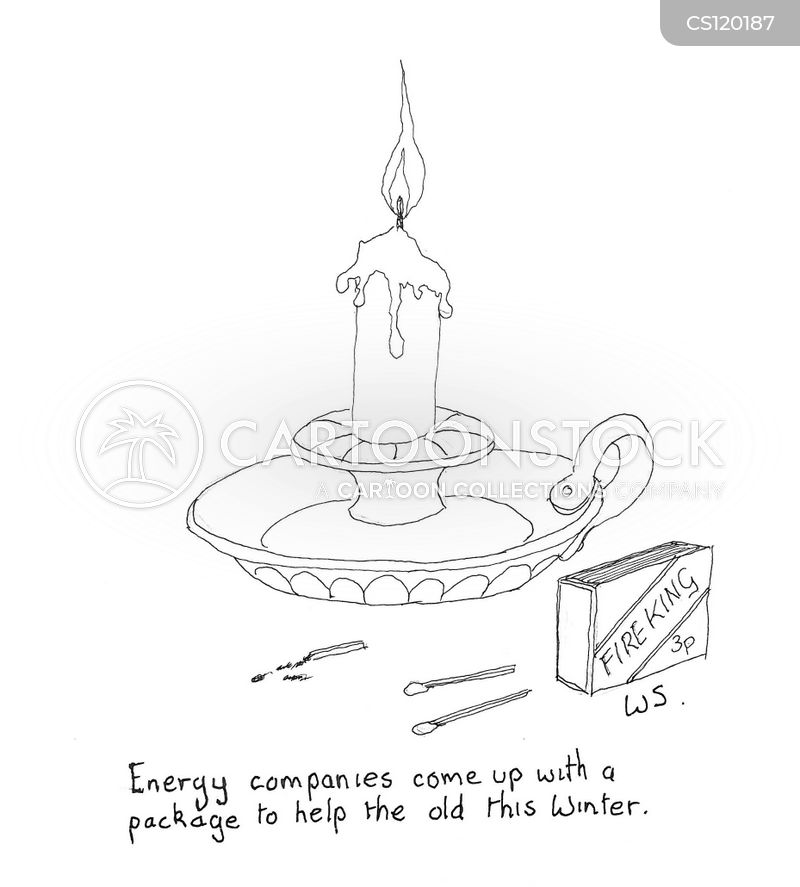 energy bill cartoon