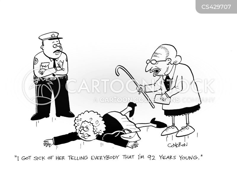 assaults cartoon