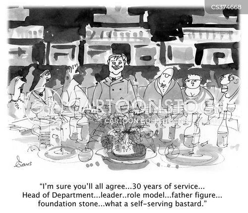 valedictory cartoon