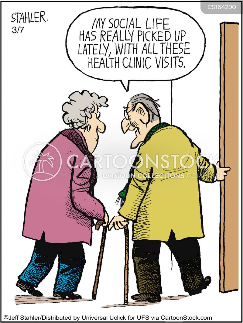 Pensioners Cartoons And Comics - Funny Pictures From -3574